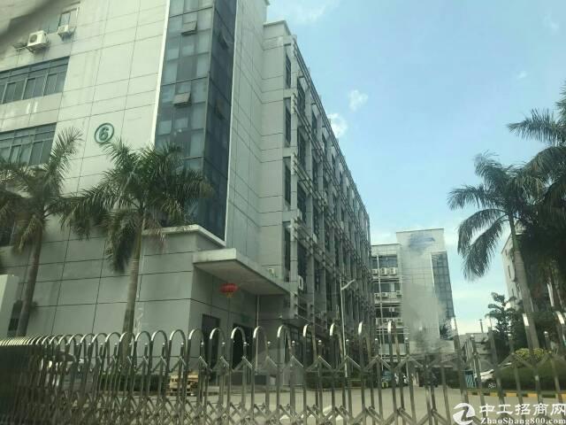 西丽百旺信科技园1至2楼4400平方厂房出租