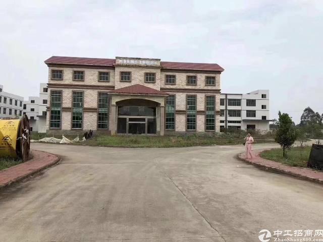 惠州博罗新出8万平方标准厂房