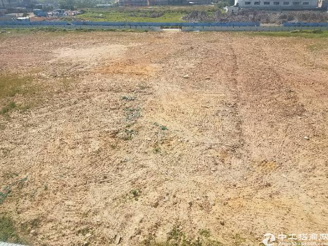常平新出空地40亩,适合各种仓库,可搭铁皮