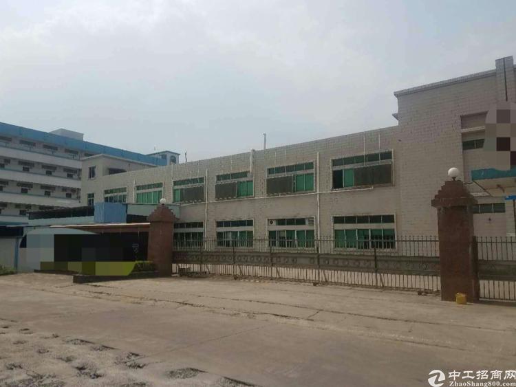 两层独院楼房出租成熟工业区内交通便利