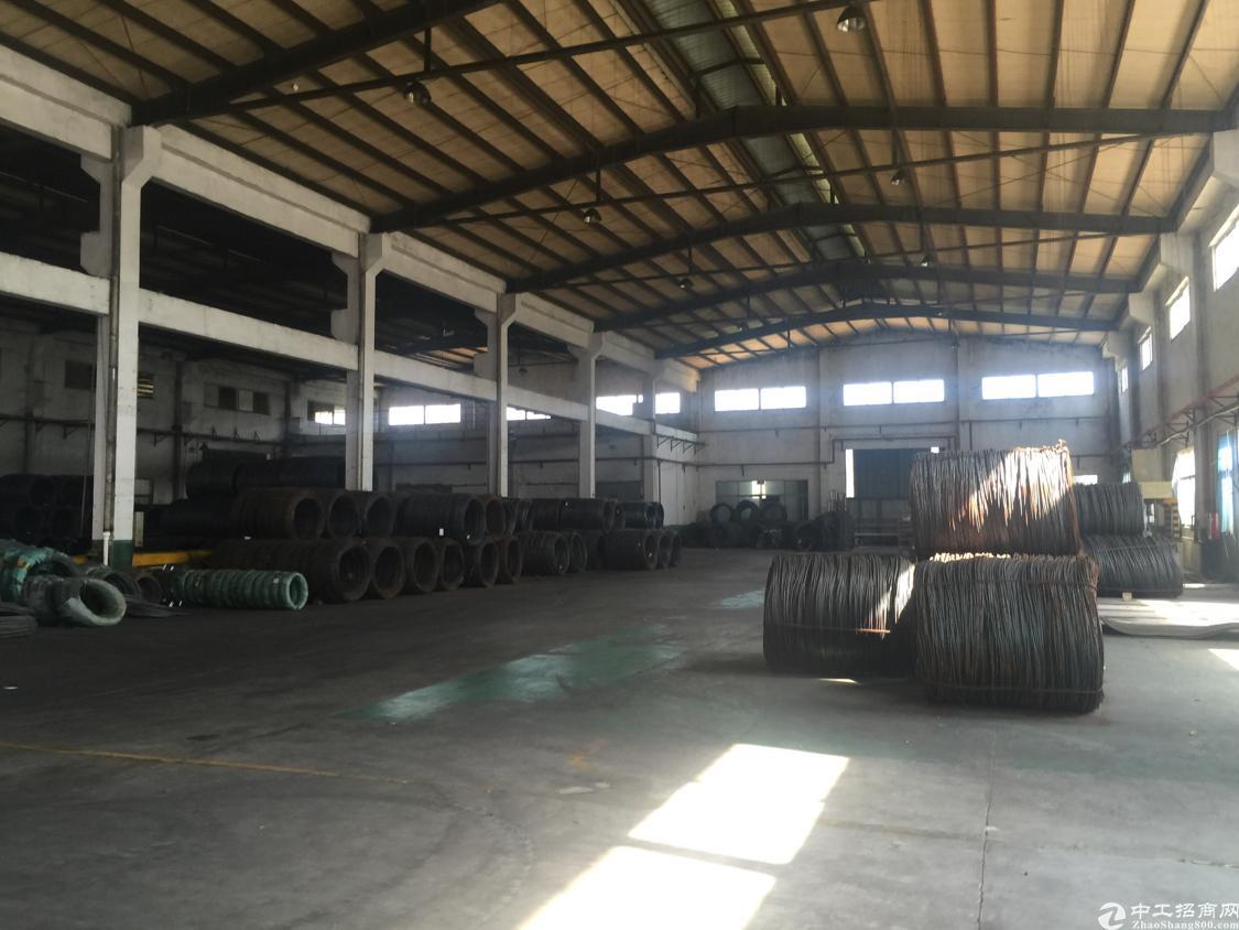 大朗钢结构厂房