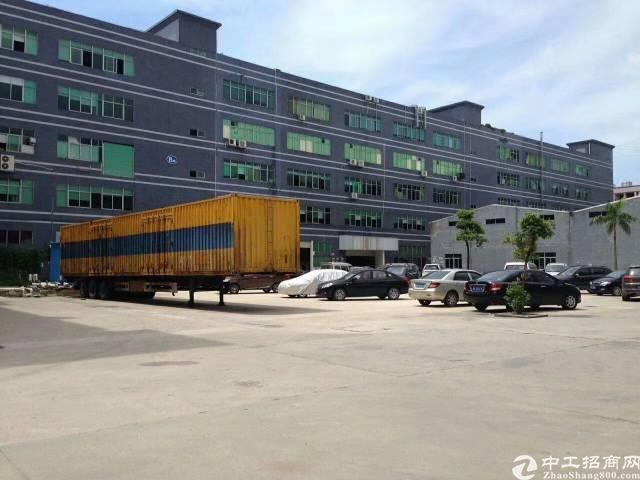 龙岗宝龙工业区楼上新出单层面积5000平米