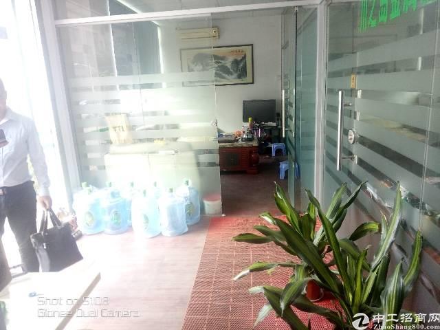 龙华油松一楼600平标准厂房招租