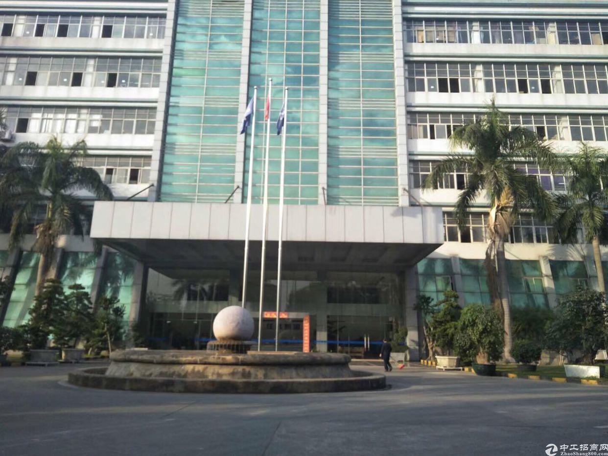 福龙路口原房东(红本)厂房7楼1400平米招租