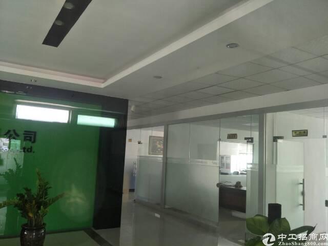 沙井国道边三楼1650平带装修出租