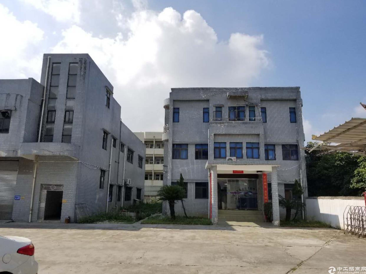 东莞横沥原房东独门独院厂房6000平方招租