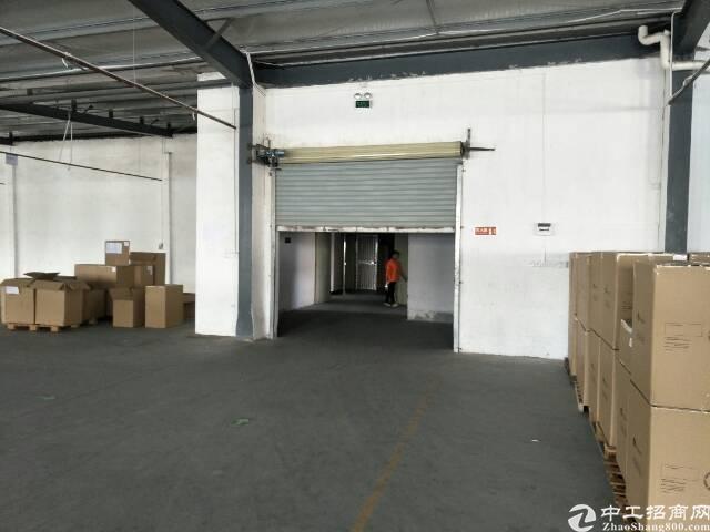 长安厦边新出可以做仓库的厂房电梯直达。
