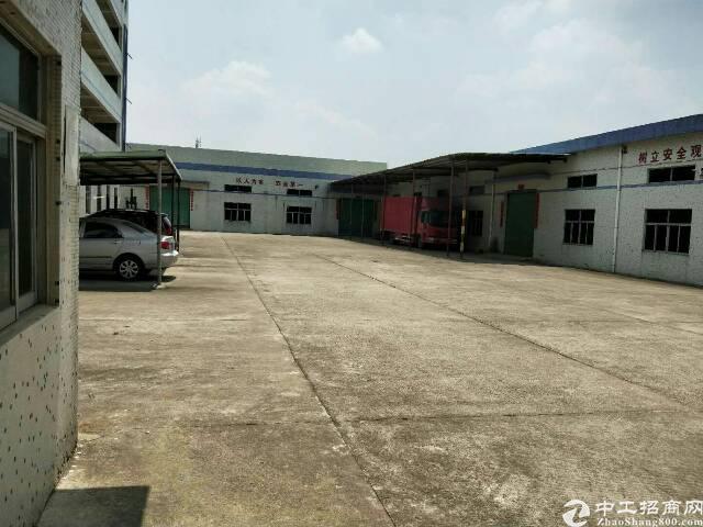 寮步镇单一层钢构独院厂房7000平方