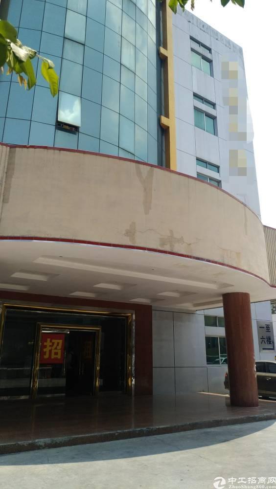 龙华中心区学校旁独栋原房东1000平适合培训