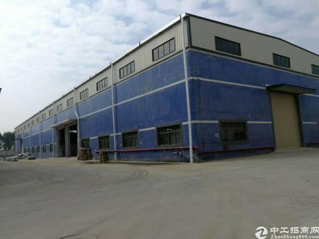高埗镇单一层钢构房7200平高12米