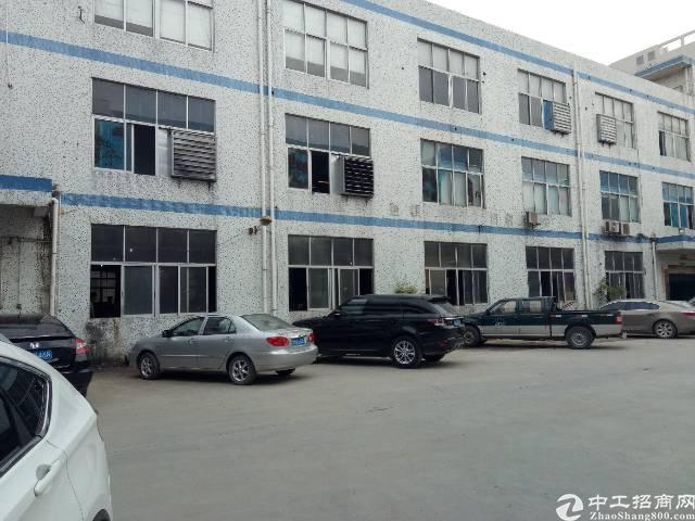 松岗潭头三工业区独院厂房4000平米出租