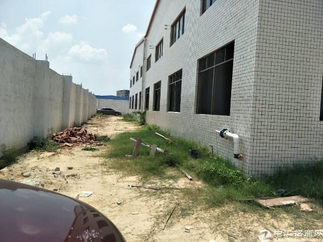 东莞市企石新建单层厂房3500平米