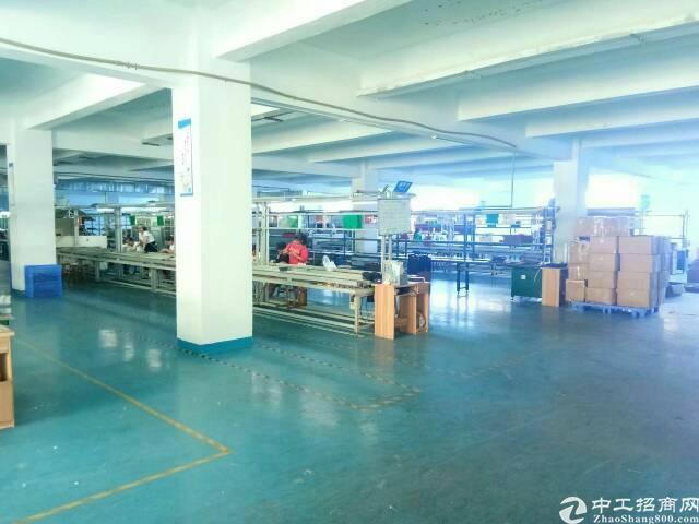 仲恺惠环航天科技工业园新空出部分厂房对外招租