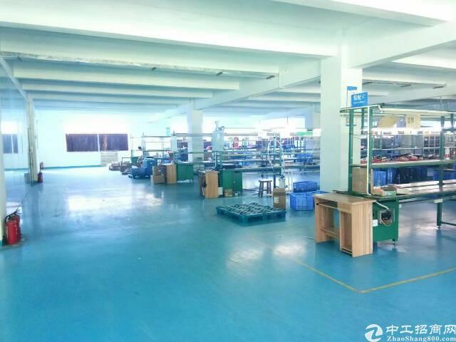 黄江镇靠近大朗豪华装修三楼分租