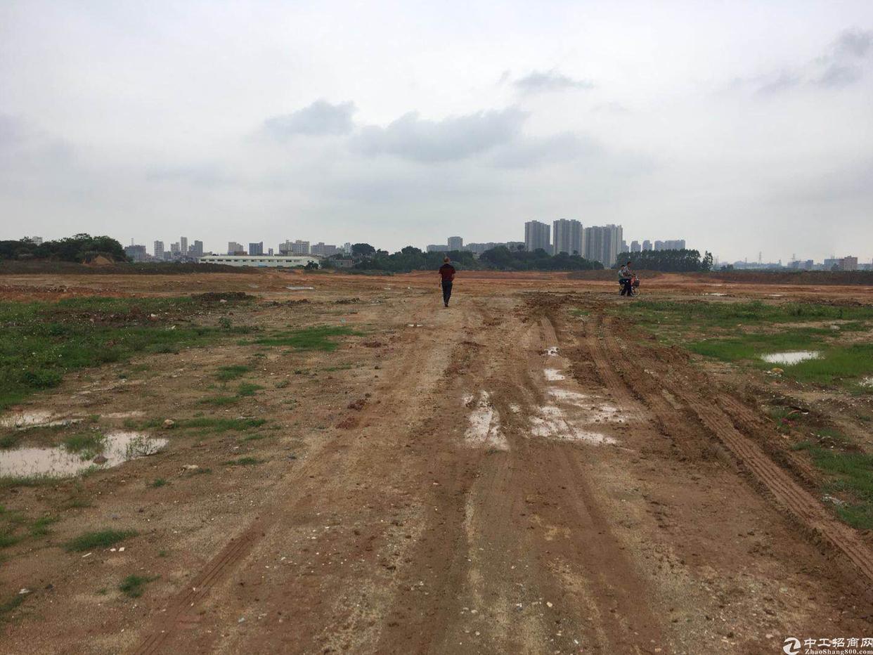 横沥镇新出工业用地6000平方米可做驾校