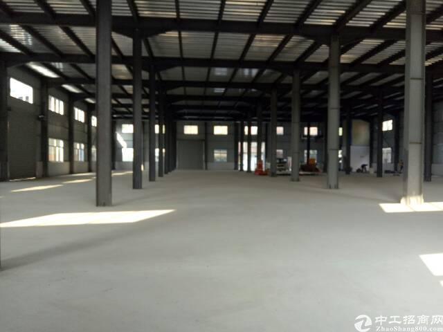 桥头原房东钢构厂房出租