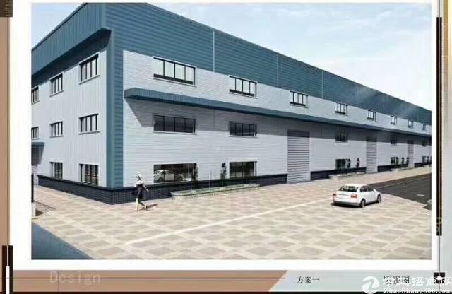全新钢结构厂房急租!