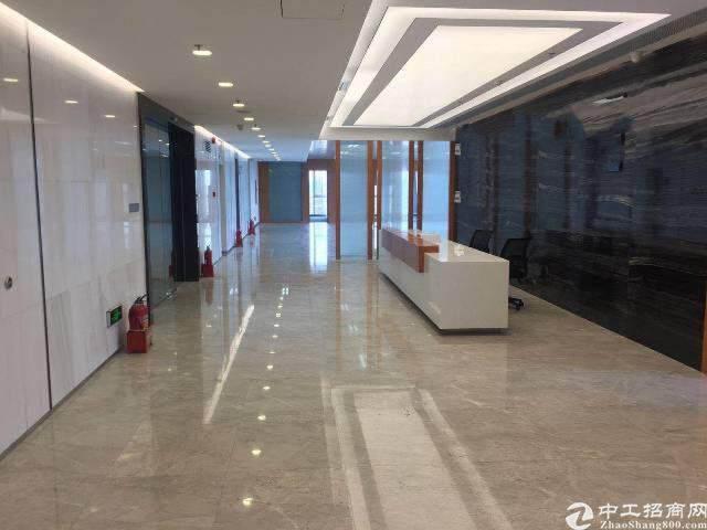 龙岗南联摩尔城精装写字楼火热招租图片5