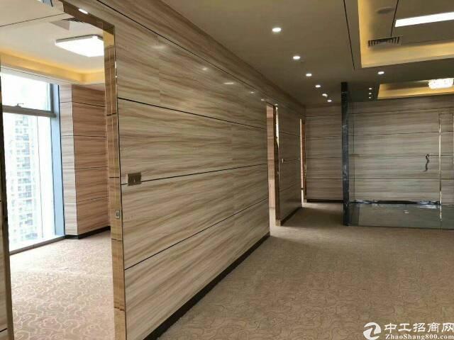 荐!宝安中心区双线地铁甲级写字楼火爆出租