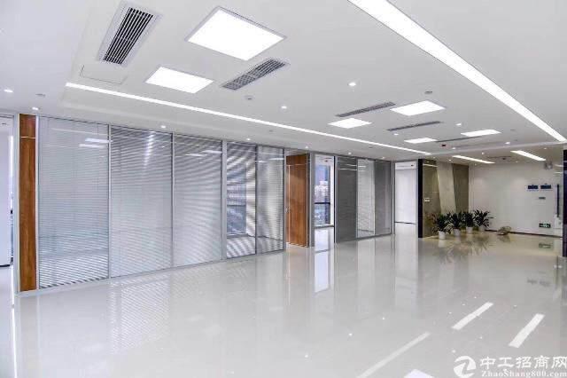 龙岗南联摩尔城精装写字楼火热招租图片3