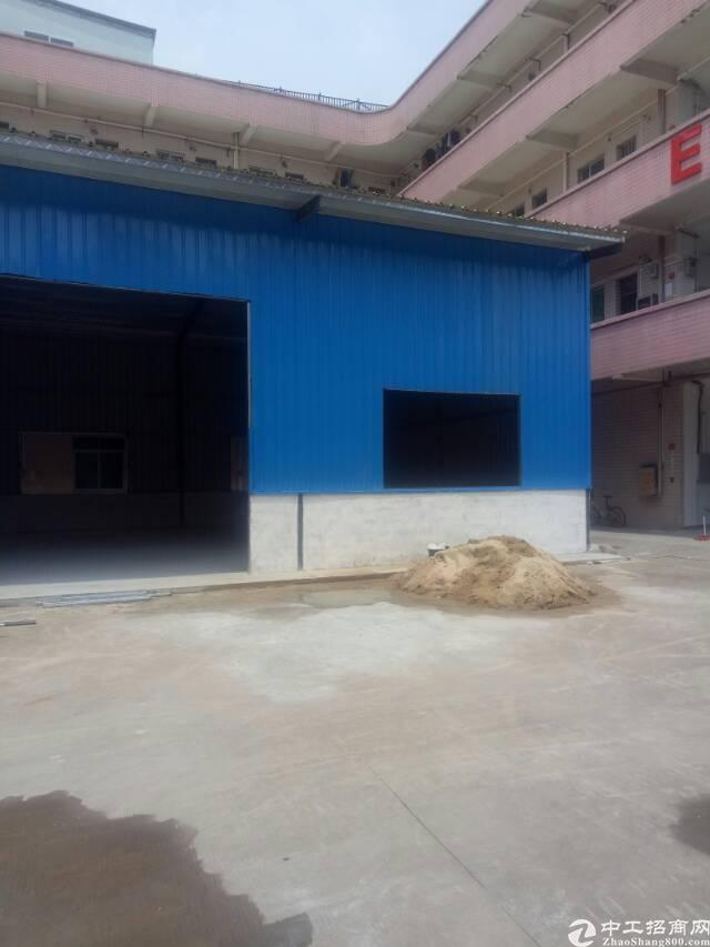中堂全新小面积厂房