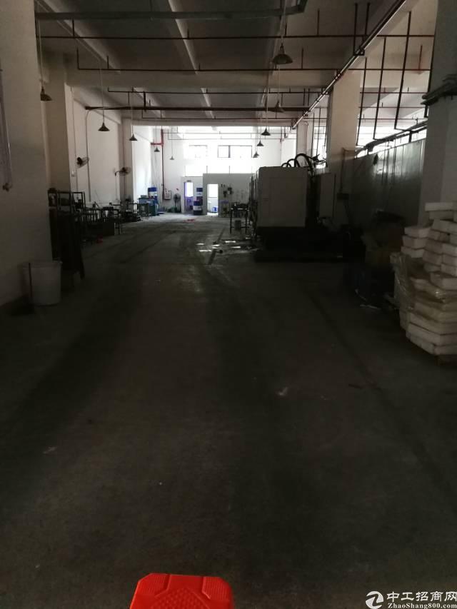 凤岗镇新出独门独院带办公室标准厂房一楼2000平