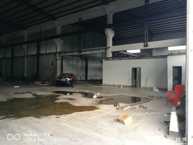 公明合水口12米高钢构厂房出租-图2