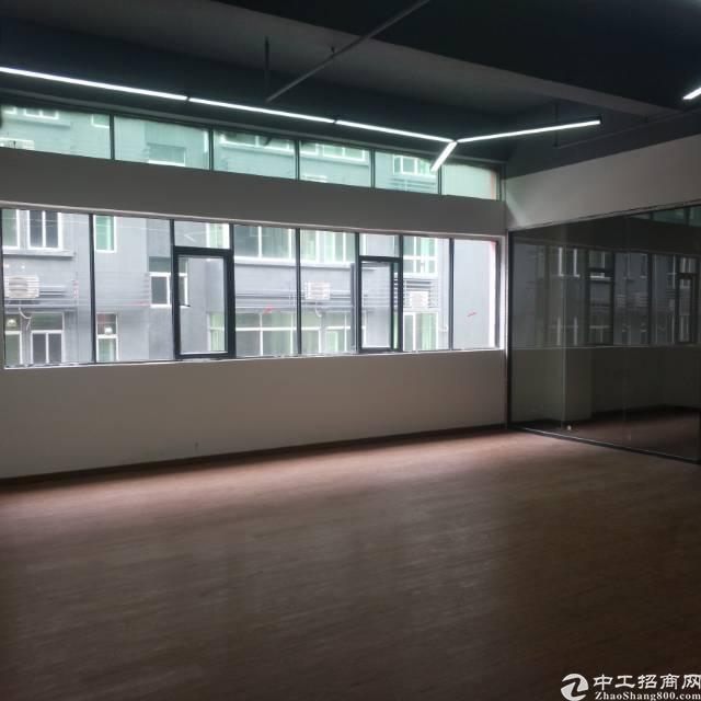福永广深沿江高速出口精装写字楼特价出租