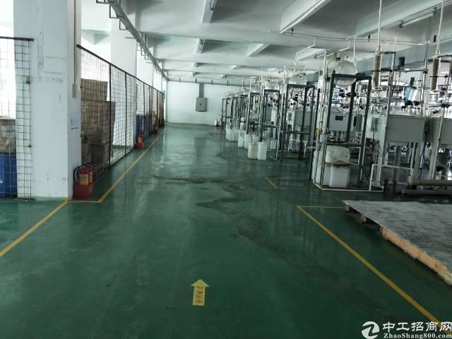 中堂独院厂房面积3800宿舍800电250