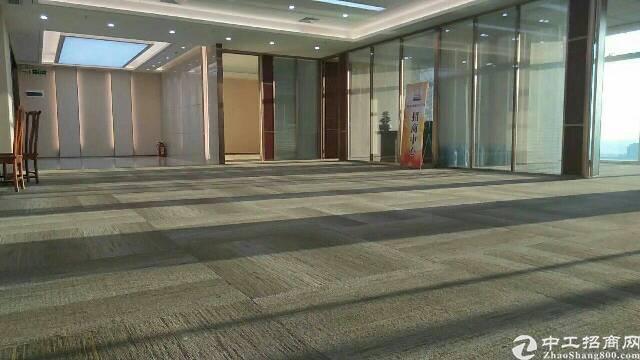 宝安中心区宝华地铁站精装办公室725急租
