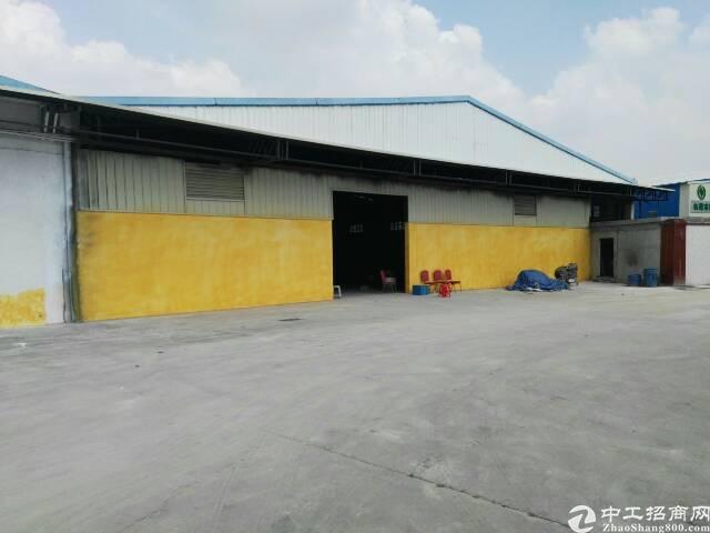 高埗镇独院7米高单一层钢构厂房出租