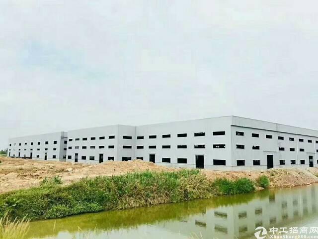 桥头全新钢构重工业厂房