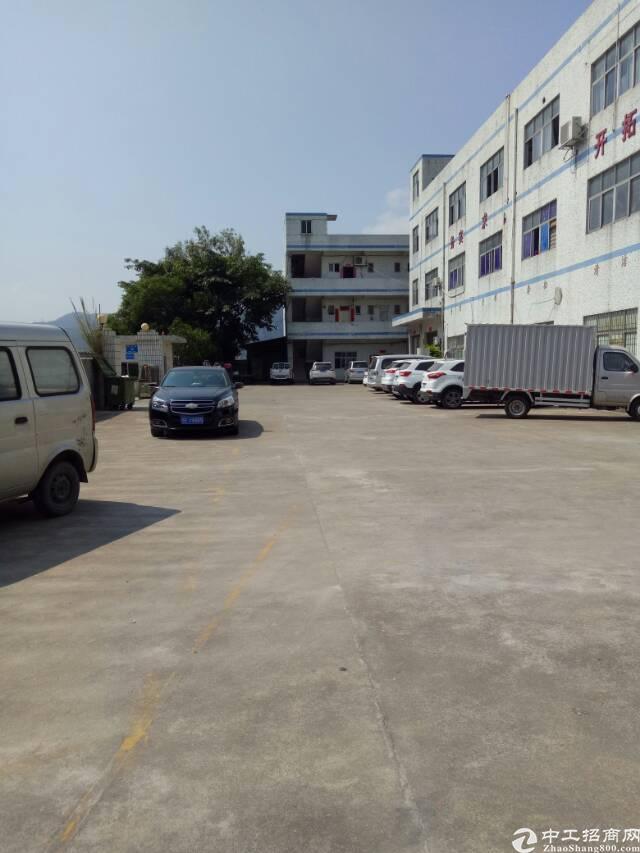 坪山新区标准独院厂房5600平米火爆招商