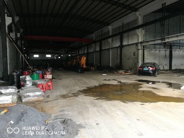 公明合水口12米高钢构厂房出租