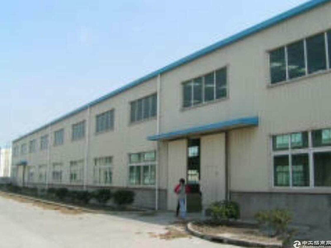 独院钢结构厂房