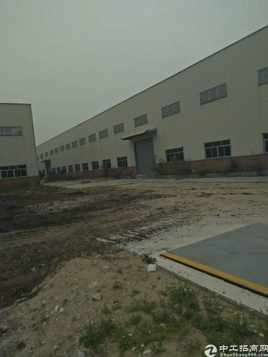 观澜新出单一层15000平方钢构厂房招租: