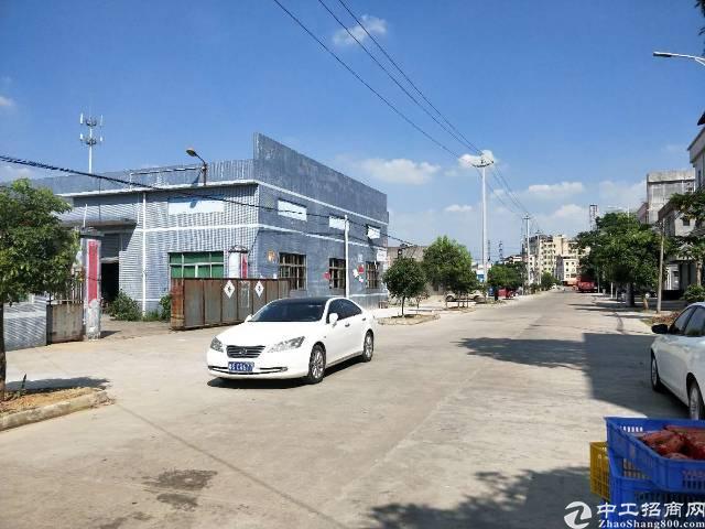 茶山镇上元刚出可以分租的厂房