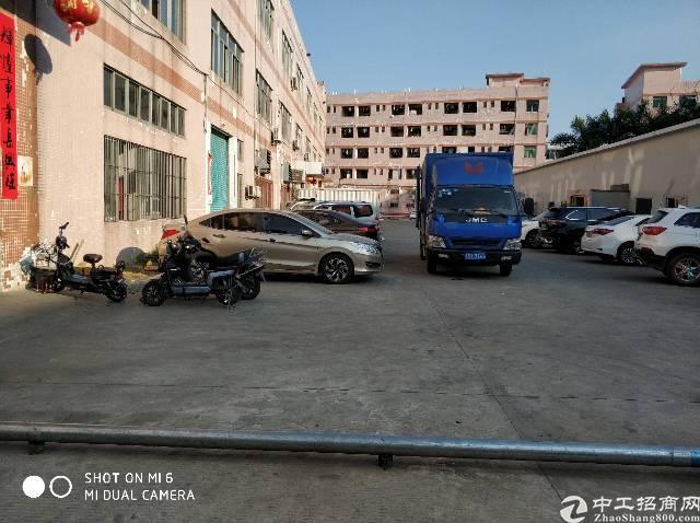高埗镇下江城工业园内标准厂房1/2/3楼招租