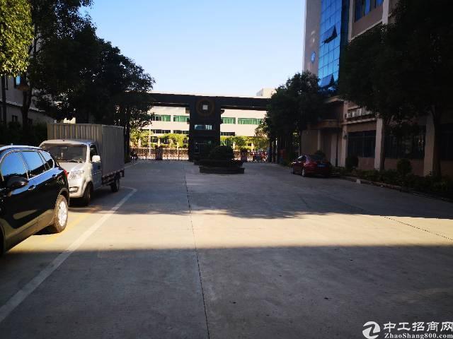 塘厦镇沙湖花园式工业园4楼标准厂房1980平方招租-图3