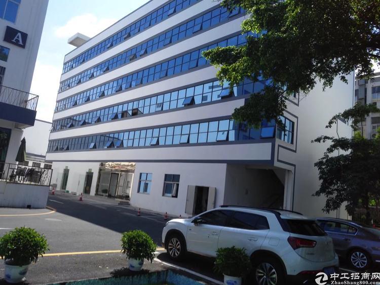 福永凤凰山脚楼上750平办公室,仓库,小加工简装出租