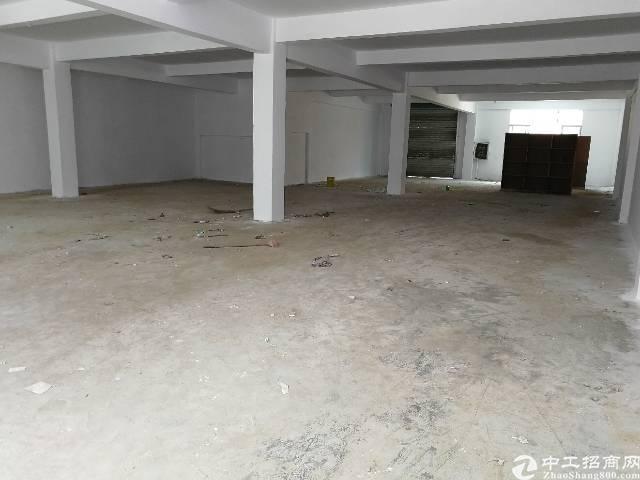 龙华新出一楼厂房300平,28元一平