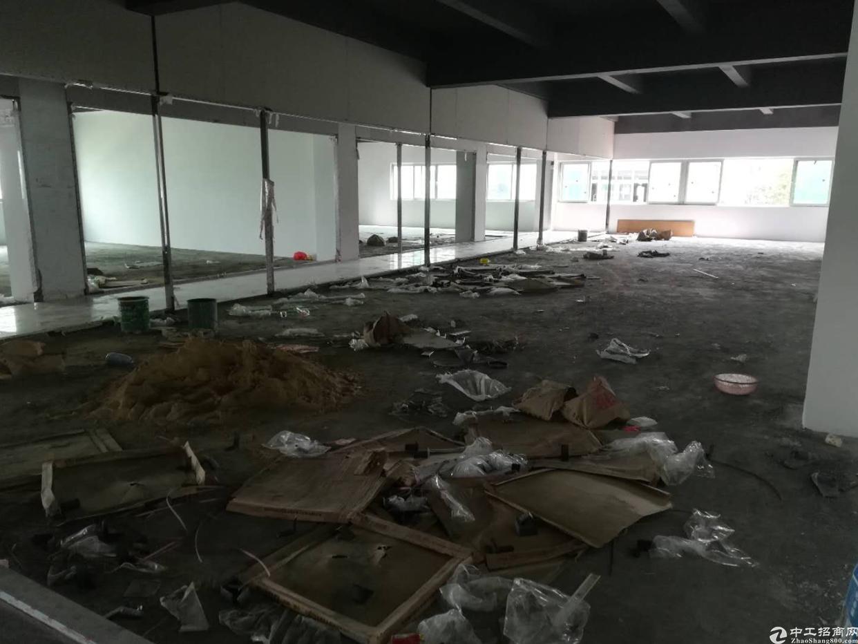观澜清平高速旁 原房东厂房 零公摊 带有红本