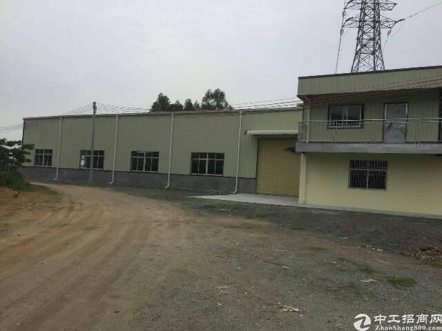 横沥新出独门独院单一层钢构厂房