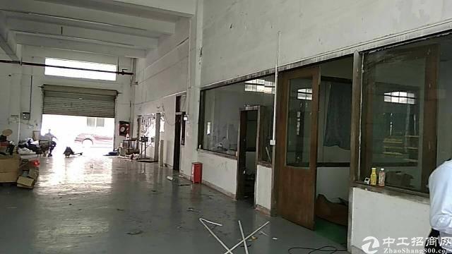 横岗新出一楼1300平方带装修厂房