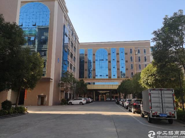 塘厦镇沙湖花园式工业园4楼标准厂房1980平方招租-图2