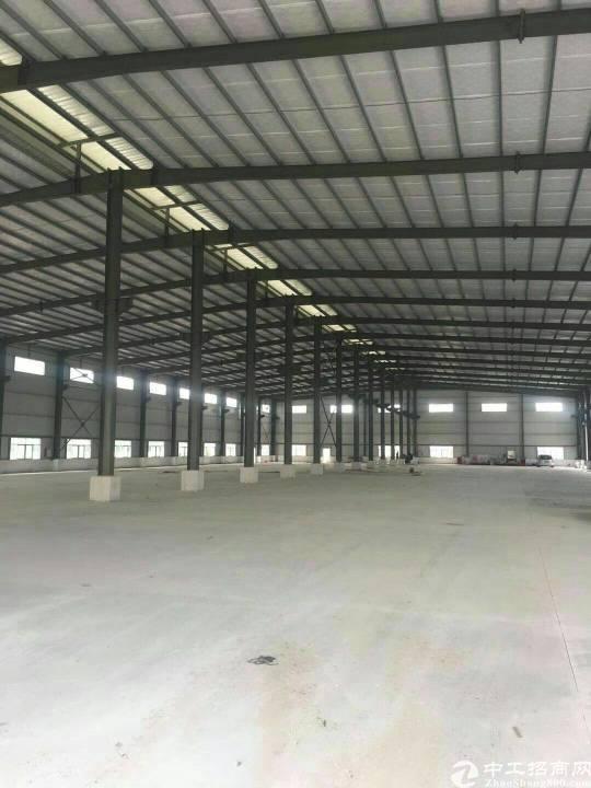 惠城区标准钢构厂房招租