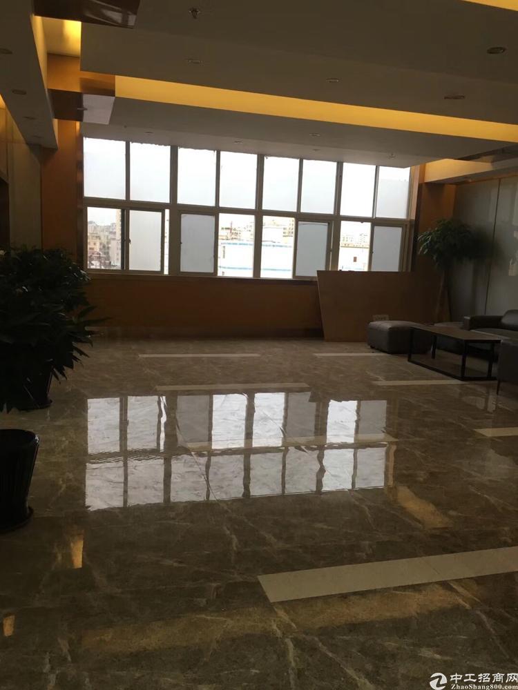 要办公室的客户看过来,大浪超高使用率办公室招租,两部货梯同时