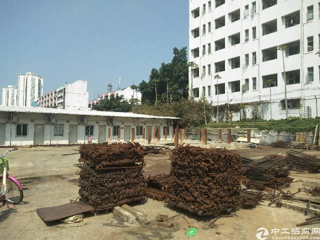 观澜占地8906平米,建筑14000平米厂房出售1.6亿