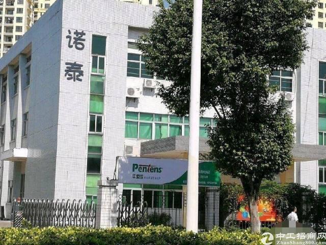 原房东800㎡ 分租标准厂房二楼一半 有现成办公室