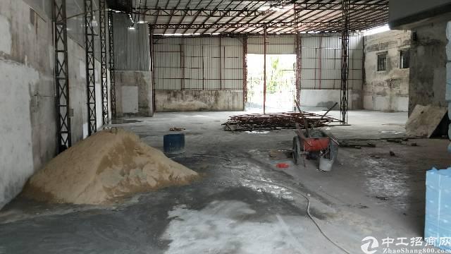 石排镇 铁皮厂房 可做各种行业 行业不限 可排污水 有宿舍
